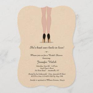 All You Need Is Shoes Invitation starting at 2.81