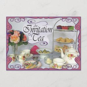 An  to Tea starting at 2.31