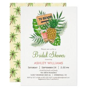 Beach Bridal Shower Invitation starting at 2.45