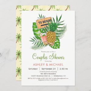 Beach Couples Shower Invitation starting at 2.45