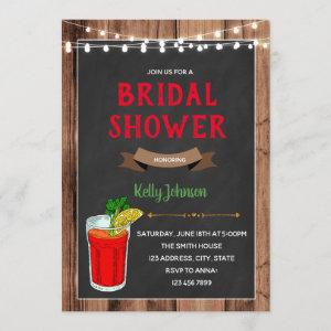 Bloody mary bridal shower party starting at 2.50