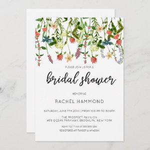 Botanical Garden Bridal Shower Invitation starting at 2.66