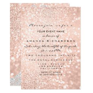 Bridal Dress Spark Rose VIP Blush Rose Diamond Invitation starting at 2.10