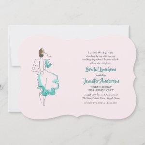 Bridal Luncheon - thank you to Bridesmaids etc Inv starting at 2.35