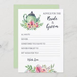 Bridal Shower Advice for Bride and Groom starting at 2.40