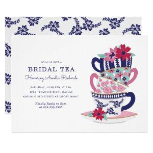 Bridal Shower Tea Cups Invitation starting at 2.40