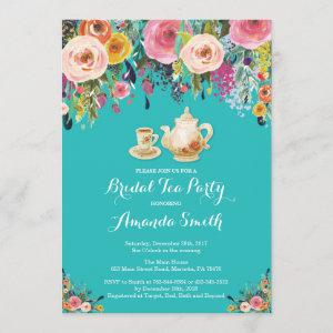 Bridal Shower Tea Party  Floral starting at 2.35