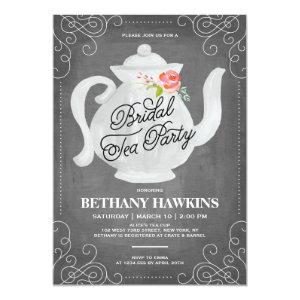 Bridal Tea Party | Bridal Shower Invitation starting at 2.51