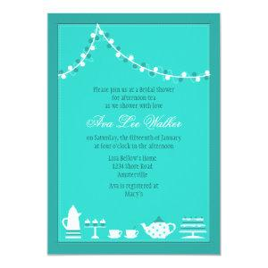 Bridal Tea Party Invitation starting at 2.56