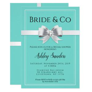 Bride & Co. Bridal Shower Invitation starting at 2.25
