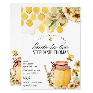 Bride to Bee Baby Shower Invitation starting at 2.70