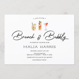 Brunch and Bubbly Bridal Shower starting at 2.40
