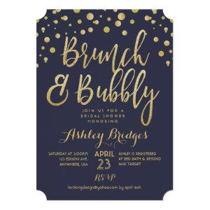 Brunch and Bubbly Bridal Shower Invitation starting at 2.81