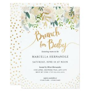 Brunch for Baby | Baby Shower Invitation starting at 2.26