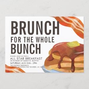 BRUNCH FOR THE BUNCH | Breakfast gathering invite starting at 2.40