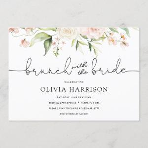 Brunch with the Bride Shower Invitation starting at 2.40