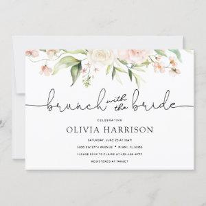 Brunch with the Bride Shower Invitation starting at 2.50