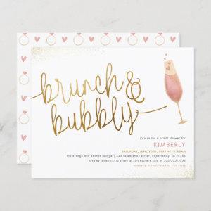 Budget Brunch & Bubbly Champagne Bridal Shower starting at 0.61