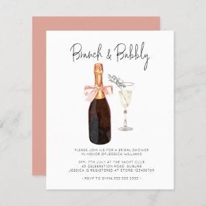 Budget Champagne Brunch & Bubbly Bridal Shower starting at 0.50