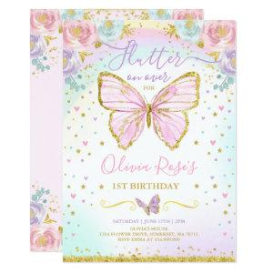 Butterfly Birthday Invitation Butterfly Party starting at 2.61