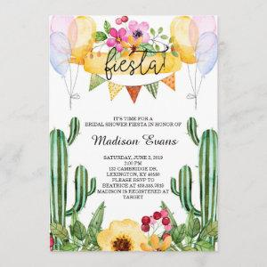 Cactus and Floral Bridal Shower Fiesta starting at 2.51