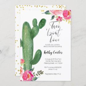 Cactus Taco about Love bridal SHOWER starting at 2.55