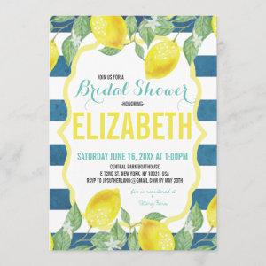 Citrus Themed Bridal Shower Invitation starting at 2.51
