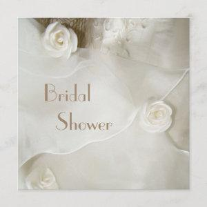 Classy Vintage Wedding Gown Bridal Shower starting at 2.51