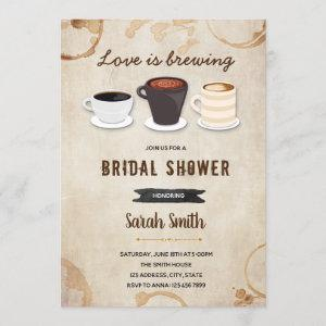 Coffee theme card starting at 2.50