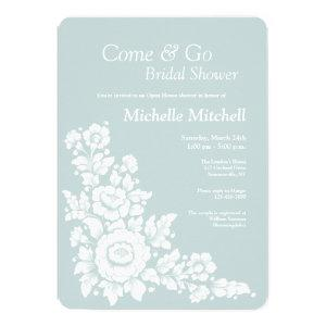 Come and Go Wedding Shower Invitation starting at 2.65