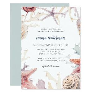 Coral Reef Bridal Shower Invitation starting at 2.51