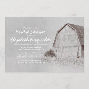 Country Farm Bridal Shower Invitations starting at 2.66