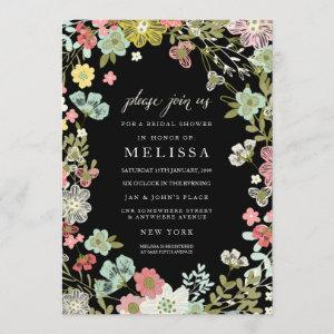 Country Floral Garden Bridal Shower Invite starting at 2.51