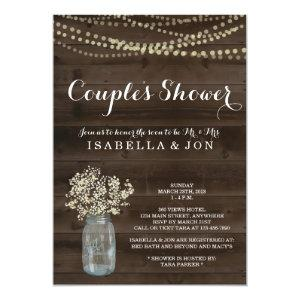 Couples Shower Invitation - Bridal, Wedding, Baby starting at 2.51