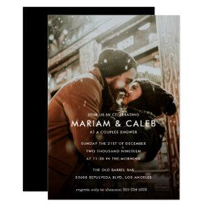 Couples Shower | Love Engagement Photo Invitation starting at 2.40