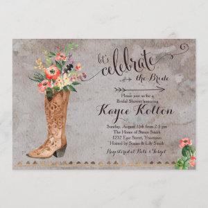Cowgirl Rustic Bridal Shower starting at 2.56