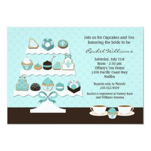 Cupcakes Bridal Shower Invitation starting at 3.24