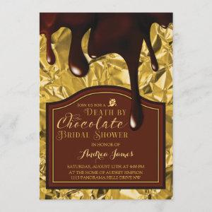 Death by Chocolate Bridal Shower Invitation starting at 2.66