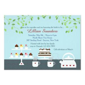 Divine Desserts Spring-Theme Invitation starting at 2.56