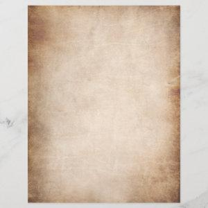 DIY Vintage Scroll Invitation Parchment Paper starting at 1.26