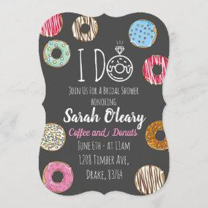 Donut Bridal Shower Invitations - Personalize Me! starting at 2.65