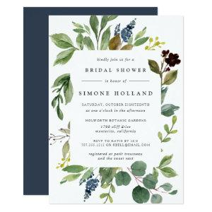 Eucalyptus Grove Bridal Shower Invitation starting at 2.26