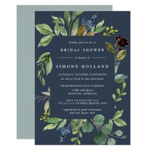 Eucalyptus Grove Bridal Shower Invitation starting at 2.51