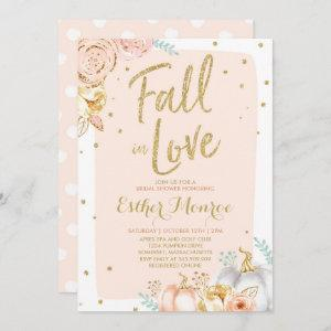 Fall Bridal Shower  Fall In Love Shower starting at 2.56