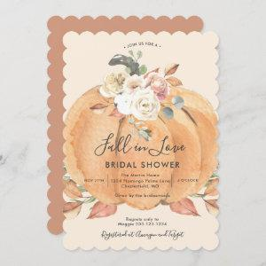 Fall in Love Bridal Shower starting at 2.65