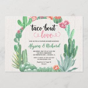 Fiesta bridal couples shower, Taco bout love starting at 2.66