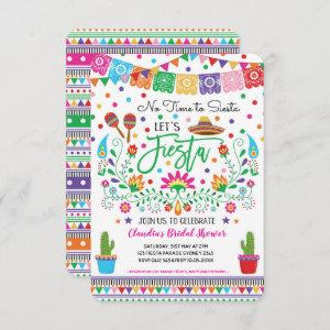 Fiesta Bridal Shower / No Time for Siesta Mexican starting at 2.41