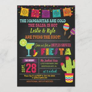 Fiesta Couples Shower Invitation starting at 2.50