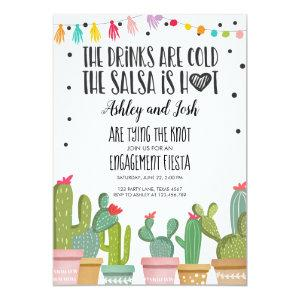 Fiesta Engagement Invitation Bridal Shower Couples starting at 2.66
