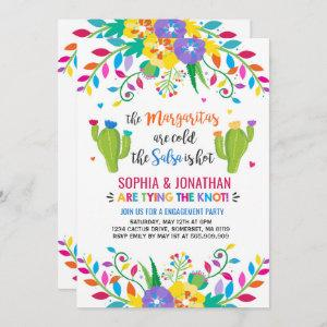Fiesta Engagement Party Invitation Fiesta Party starting at 2.56